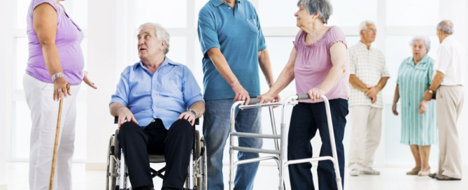 Making your home safer and more accessible for mobility impaired persons