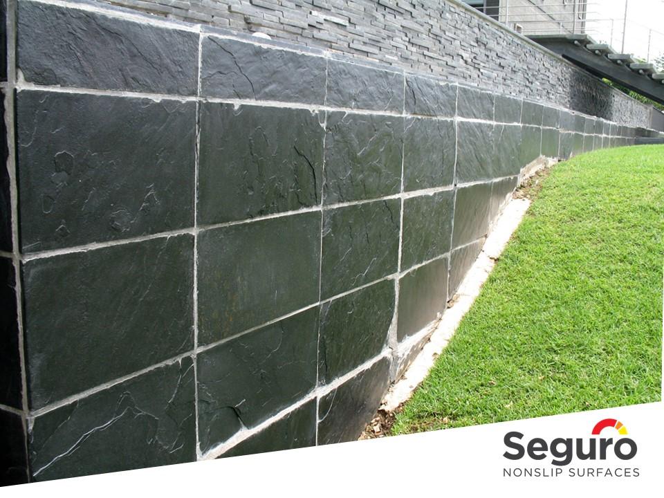 Black slate restored